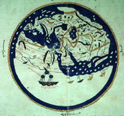Al-Idrisi map of the world